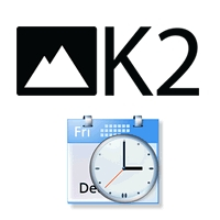 How to Format the K2 Date & Time